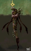 Highlight for Album: Dungeon Siege II: Broken World Concept Art